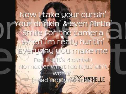K Michelle - I Just Can't Do This