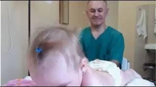 Детский массажист Санкт-Петербург