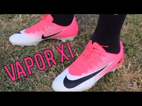 san francisco cd3da dd30d Nike Mercurial Vapor XI Motion Blur - Review and Playtest