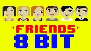 Friends Theme Song (8 Bit Remix Cover Version) - 8 Bit Universe