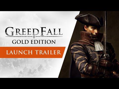 Обновление GreedFall уже доступно на Xbox Series X   S – технические подробности