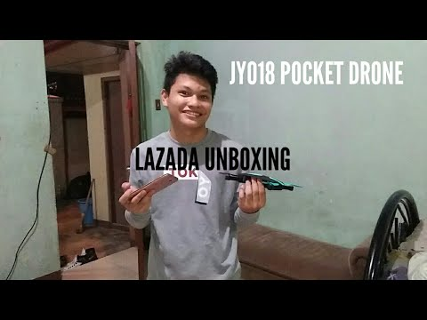 I Got My New Drone!!! Lazada!