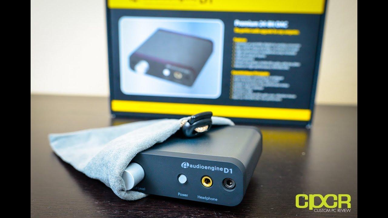 329d2ed38c5 Audioengine D1 USB DAC + Headphone Amp Unboxing + Written Review ...