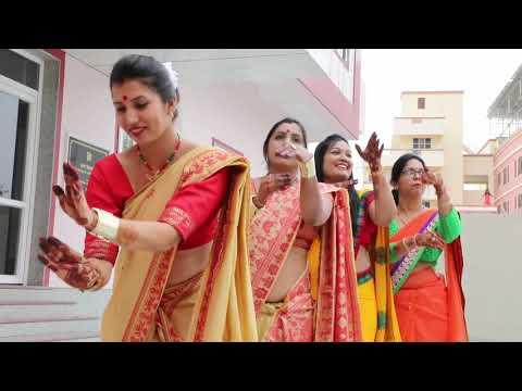 Rajesh & Shikha Lip Dub Song Manisha Digital Studio  Bhinasar Con..9829879004