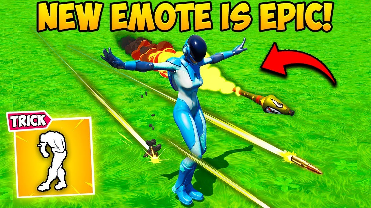 NEW* EMOTE MAKES YOU INVINCIBLE!! - Fortnite Funny Fails and