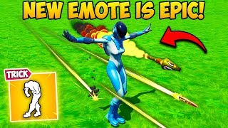 *NEW* EMOTE MAKES YOU INVINCIBLE!! - Fortnite Funny Fails and WTF Moments! #675