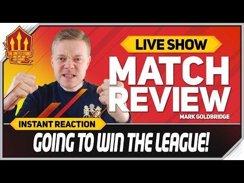 Goldbridge! Rashford Superb! Manchester United 4-0 Chelsea Match Reaction