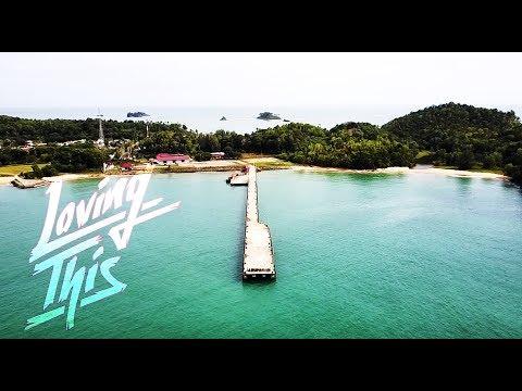 Pelabuhan Aceh Jaya - Aceh Jaya Harbour Footage