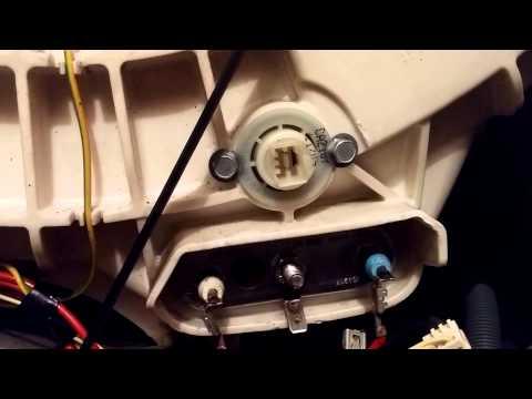 Ремонт стиральной машины Candy. Ошибка Е05. Опыт из жизни