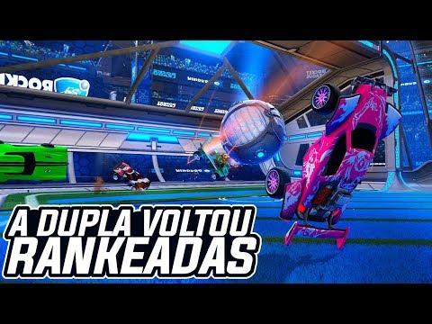 """A VOLTA DA DUPLA DAS """"ALTAS RANKEADAS""""?! - Rocket League: Rumo ao GC #54 thumbnail"""