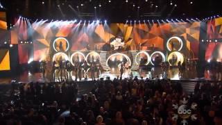 "Pitbull & Kesha "" Timber "" Live at AMA 2013 American Music Awards"