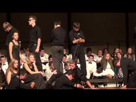 Plainwell High School(PHS) 2013-2014 Concert Choir Broadway Medley