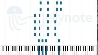 Fairytale - Alexander Rybak [Sheet Music]