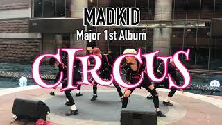 MADKID Major 1st Album?CIRCUS?RELEASE決定!!