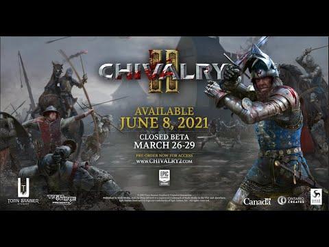 Chivalry II – Beta Announce, Release Date & Dev Diary [ES]