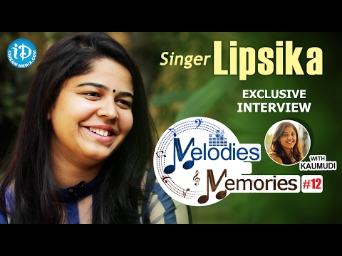 Singer Lipsika Exclusive Interview    Melodies And Memories #12