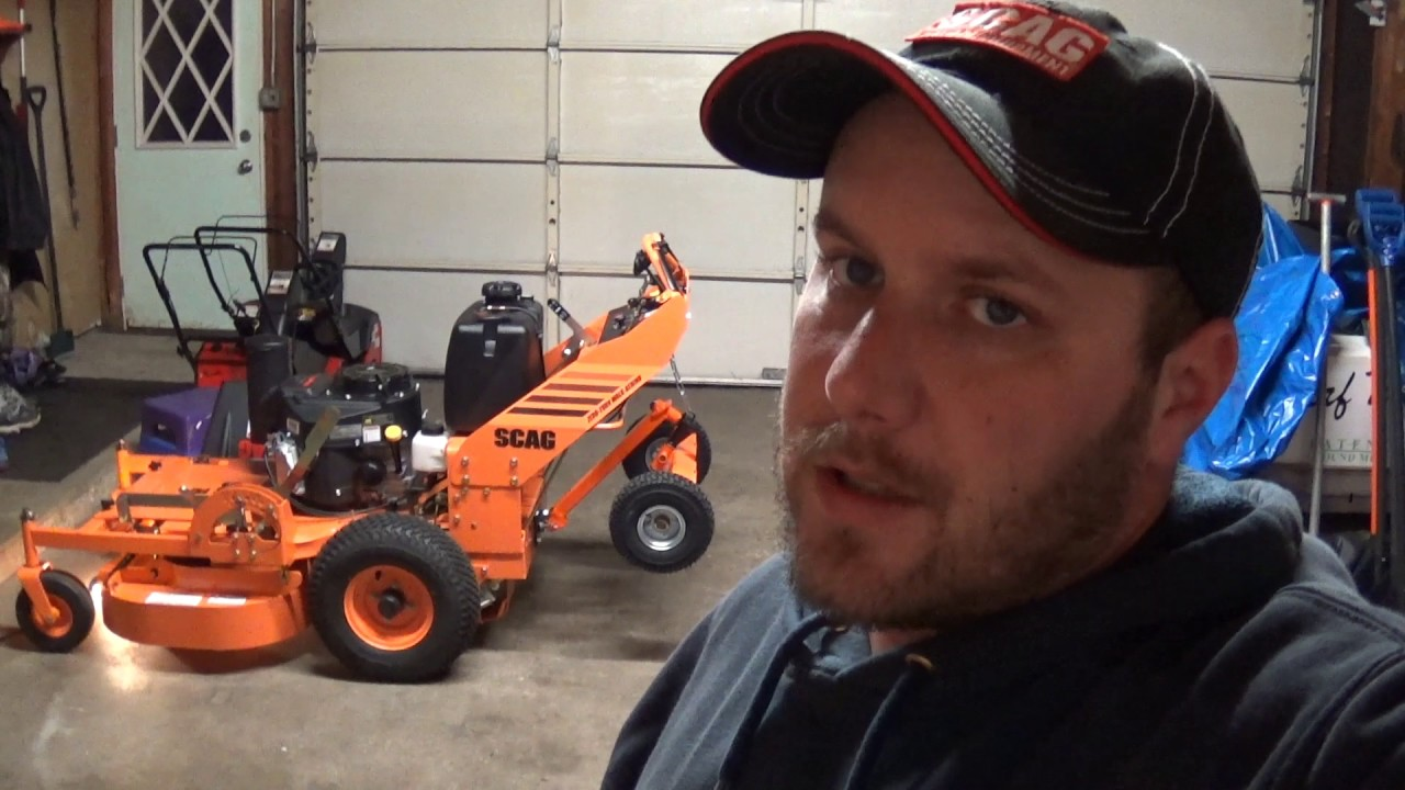 The FASTEST way to level a mower deck! VLOG# 122