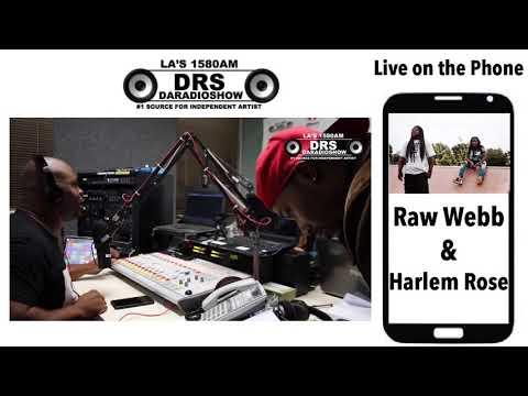 Raw Webb & Harlem Rose Interview