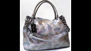 Сумка женская кожаная Polina Eiterou Магазин стильных сумок Натали