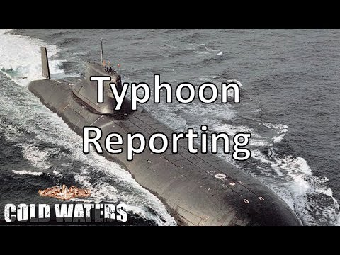 Cold Waters - Typhoon Reporting