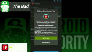 Bitdefender Antivirus Free for Android Tutorial Step by Step + Download Link