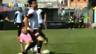 Video Gol Pertandingan Cesena vs Palermo