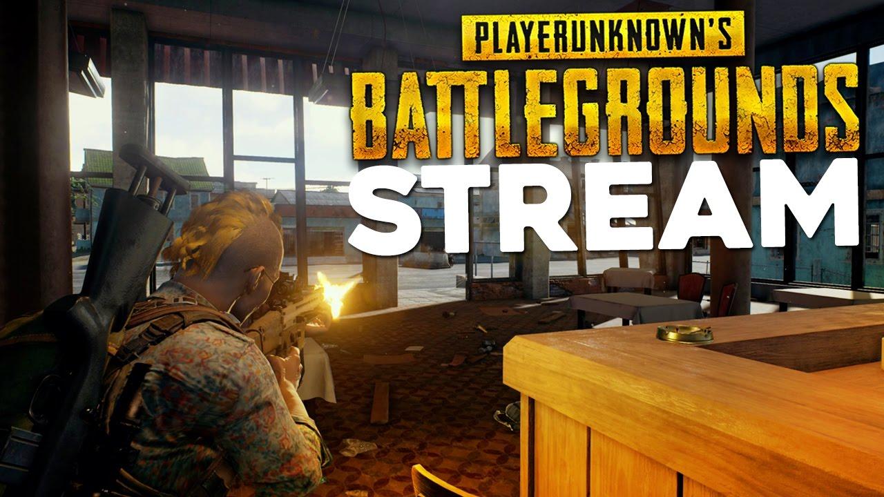Image result for players unknown battleground stream