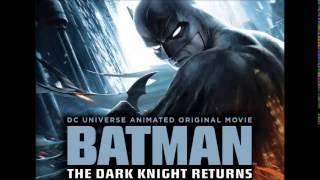 12. I'm Your Worst Nightmare - Christopher Drake (Batman: The Dark Knight Returns OST)