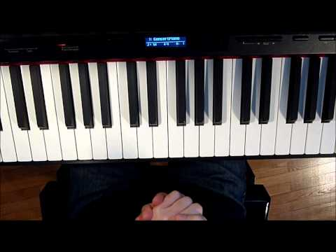 Leçon de piano n°4 : Croches et Contretemps