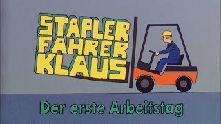 Staplerfahrer Klaus - Der erste Arbeitstag (Водитель автопогрузчика Клаус - первый день) 2000 DE RU