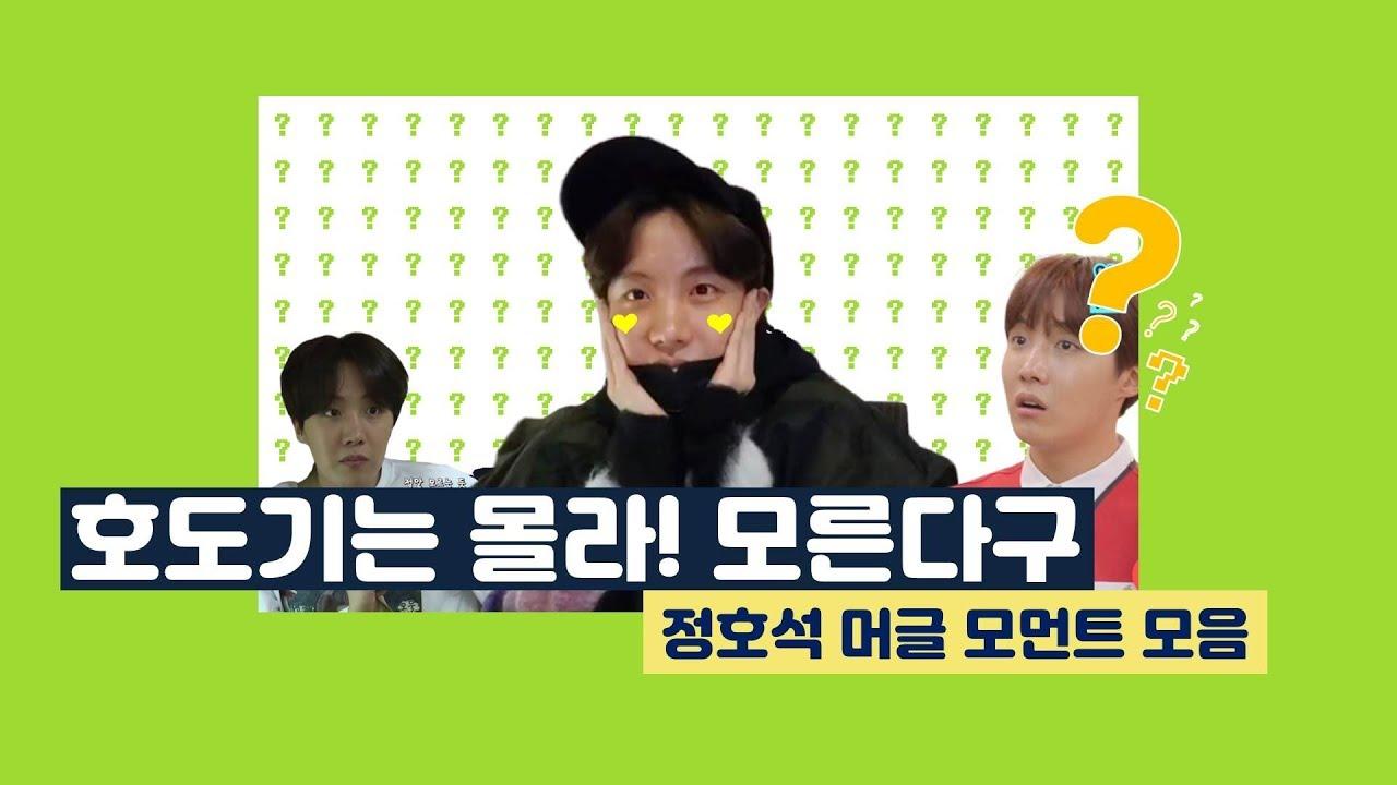 방탄소년단/제이홉 | BTS/J-HOPE | 정호석 머글 모먼트 모음! (재업)