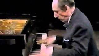 ALEXANDER SCRIABIN & VLADIMIR HOROWITZ Etude in D Sharp Minor Op  8 (Carnegie Hall 1968)