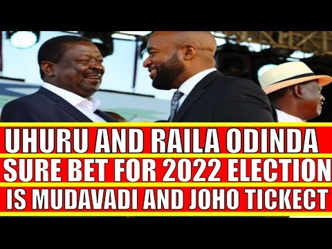 Musalia Mudavadi and Hassan Joho Ticket is Sure Bet For Uhuru Kenyatta and Raila Odinga