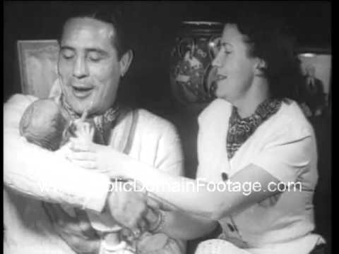 1938 Boxer Max Baer becomes father   Son is Max Baer Jr aka Jethro Bodine