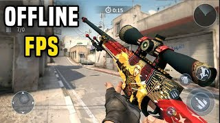 Top 10 Offline FPS Games like CS:GO for Android