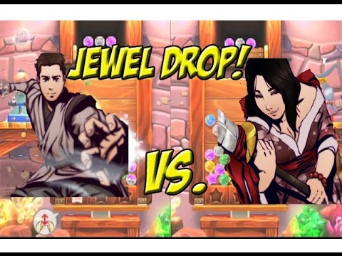 Mario Party 10! Matt vs The Demon of Jewel Drop! - YoVideogames