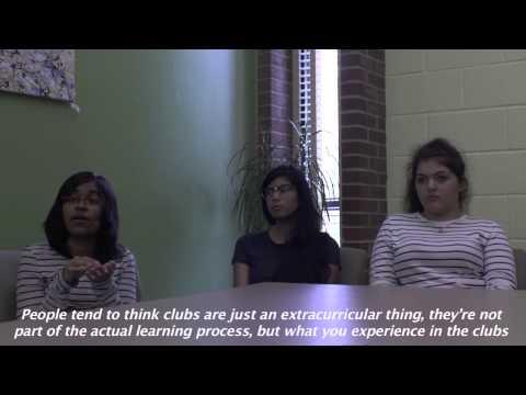Advice for Teachers and Club Advisors Clip 7