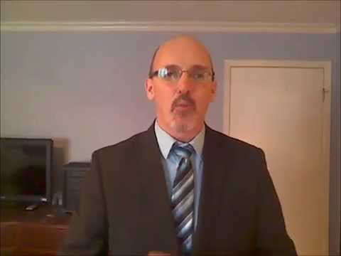 Martin Presse on Setting up Speaking Business. Video 8 of 10