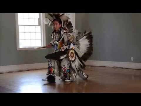 Ojibwe Dancer 2, Fort York, Toronto