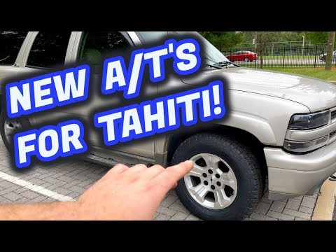 So My Tahoe Needs Some Work | Tires, Brakes, and Eventually More..