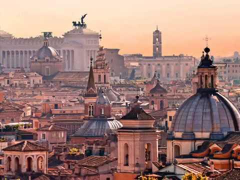 ROMA E CAPPELLA SISTINA