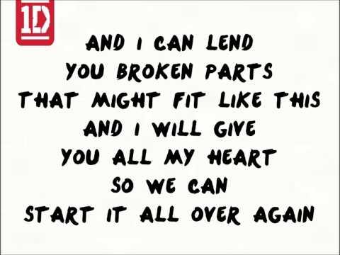 Слушать песню One Direction - Over Again (Instrumental)