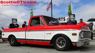 1972 Chevrolet C10 Street Truck Twin Turbo 2020 Cruisin The Coast