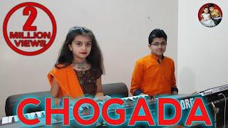 Chogada Tara - LoveYatri - By Charmy (KeyBoard) & Prince (Octapad)