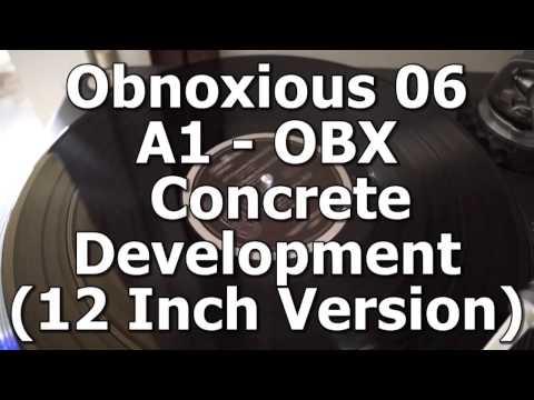 Obnoxious 06 - A1 - OBX - Concrete Development (12 Inch Version)