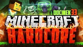 DOM MI WYBUCHŁ!!! Minecraft Hardcore #33 | Vertez