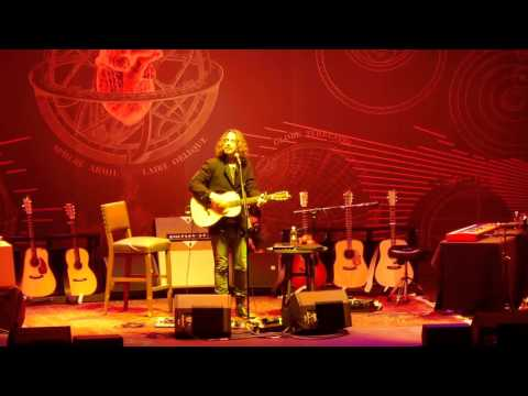 Chris Cornell - Live - @ The Royal Albert Hall London HD 03.05.2016 3rd May 2016 & setlist