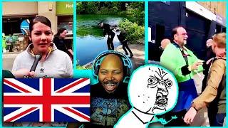 My Favourite BRITISH/UK Memes 4 Reaction