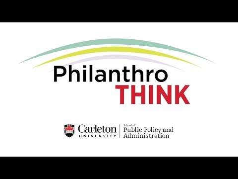 PhilanthroTHINK March 2, 2017: Faith-based Philanthropy