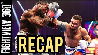 Lipinets vs Clayton Post Fight Recap: DRAW! Neither Will Get Spence Anyway? Spence Garcia PREVIEW!